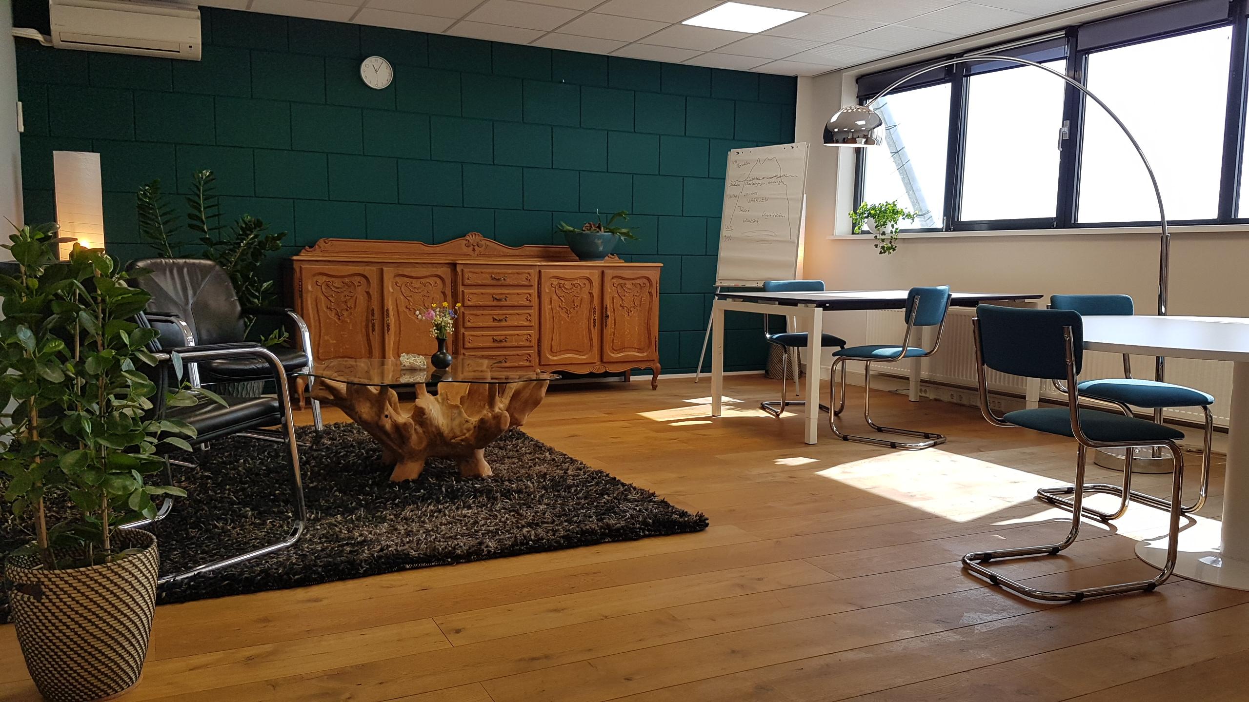 praktijk en trainingsruimte
